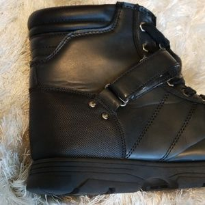 Beverly Hills Polo Club Shoes - Men's Beverly Hills Polo Club Hi Boots Black Sz 7